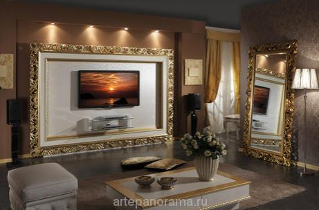 Гостиная SCAPPINI TV UNIT BAROCK