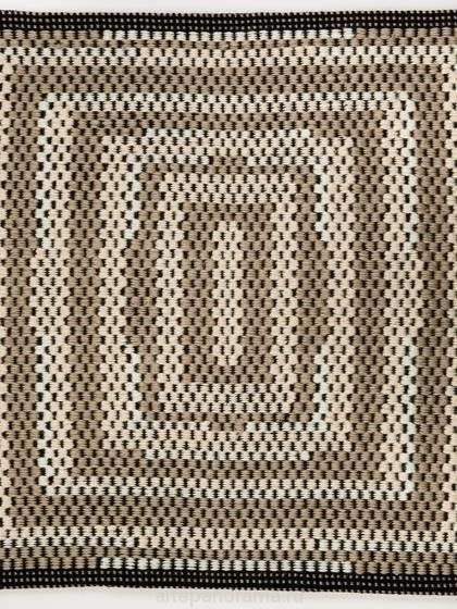 Ковер HOLLAND & SHERRY HSVHH_10_FLATWEAVE T  CONCENTRIC SQUARE